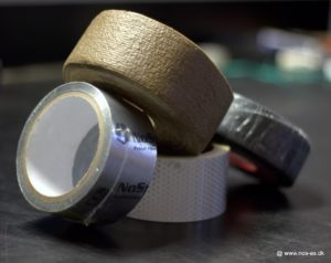 Sikkerheds tape & rør beskyttelses tape Produkt oversigt