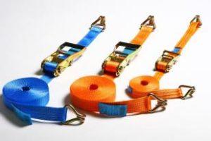 Fiber lifting slings & lashing equipment