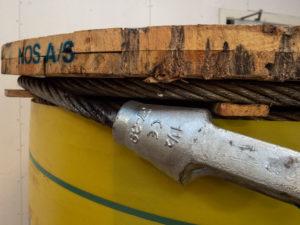 Riggerværksted, rigging workshop
