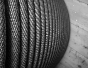 stålwire & tilbehør - wire, løftegrej tovværk