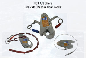 Life Raft / Rescue Boat Hook