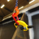 Kædetaljer screw clamp lifting