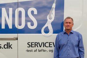 Ny distriktschef hos NOS A/S