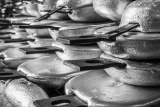 Anodes in zinc & aluminum