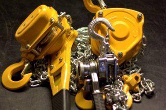 Kædetaljer, Skraldetaljer, Eltaljer & lufttaljer Produkt oversigt Regler og vejledning eftersyn