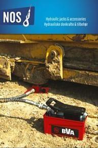 Downloads Hydrauliske donkrafte & tilbehør brochure
