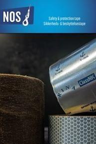Sikkerheds beskyttelsestape brochure