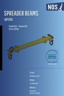 Spreaderbeams brochure