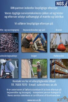 Service & test brochure